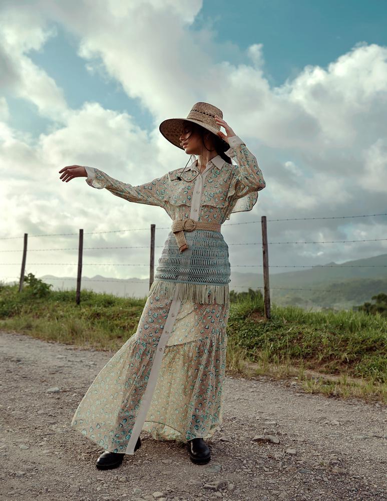 Country Nostalgia by Damelys Mendoza