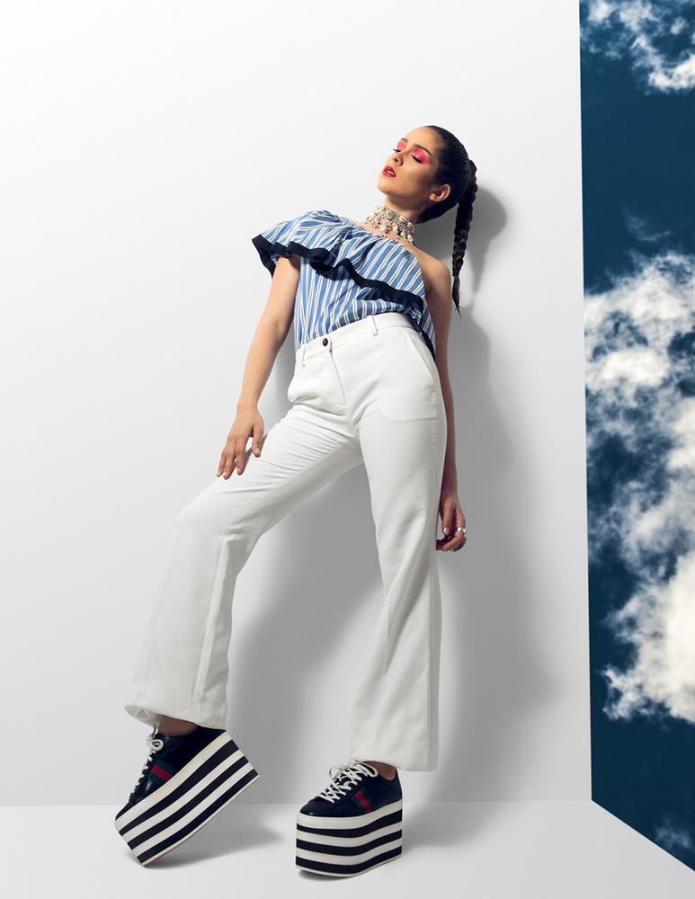 The Sky is my Runway by Damelys Mendoza