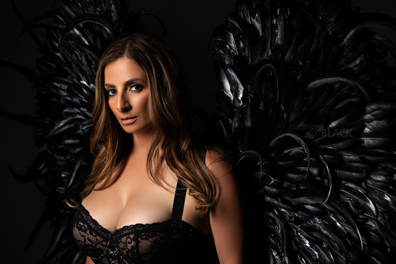 Fallen Angel by Shawn Black