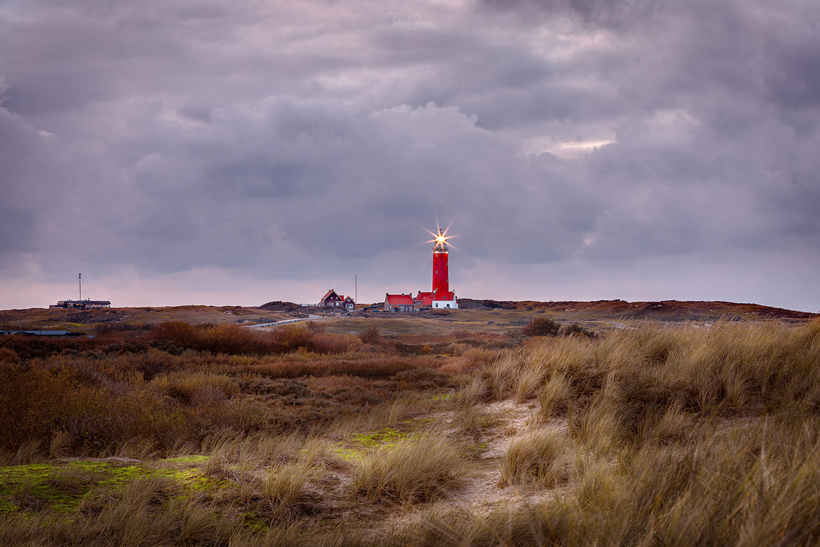 A stormy day in Texel by Costas Ganasos
