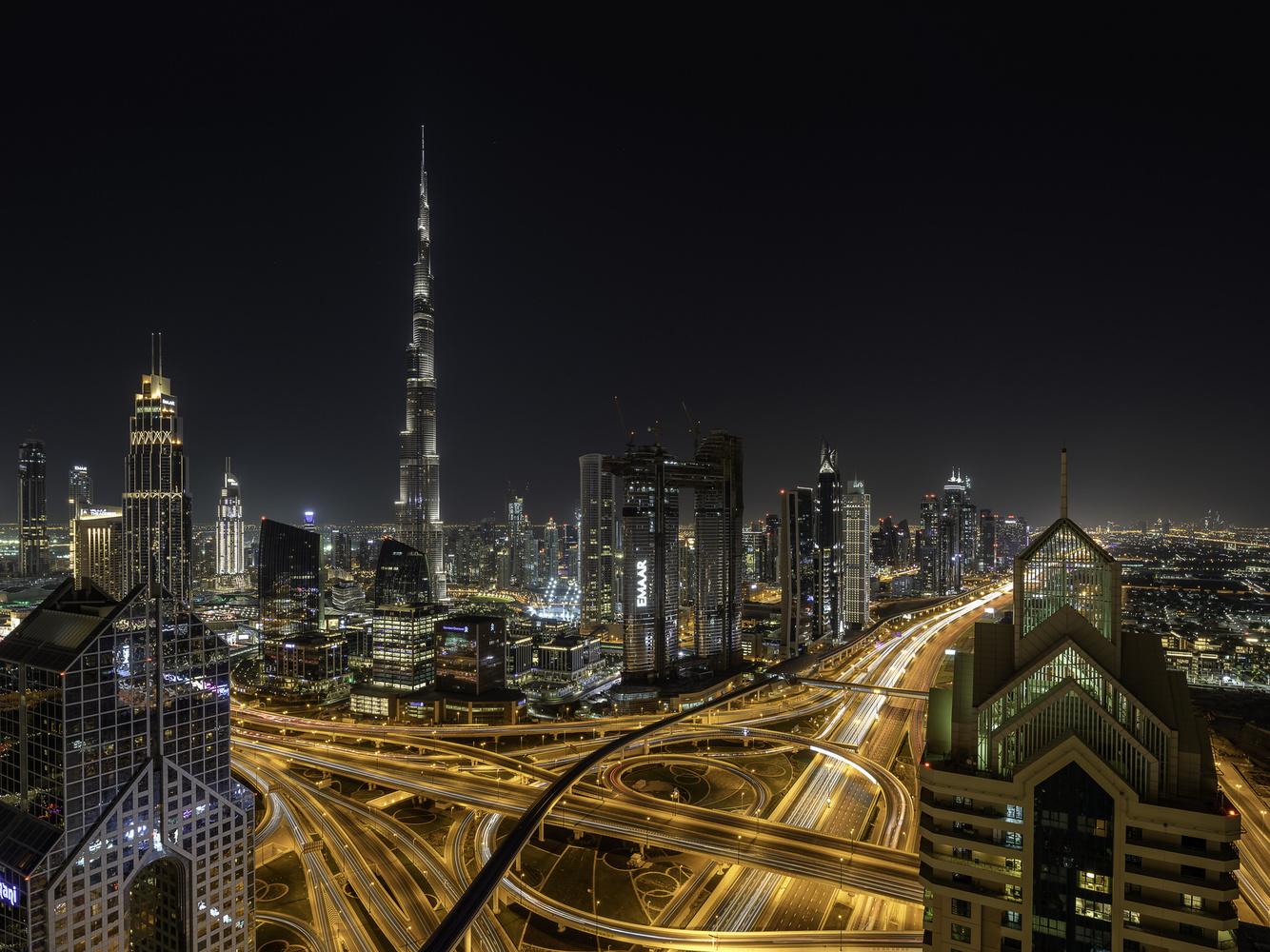 Dubai, UAE by Will Reynolds