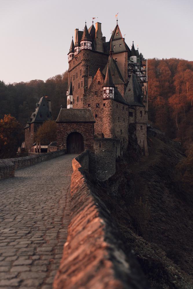 Eltz Castle by Will Reynolds