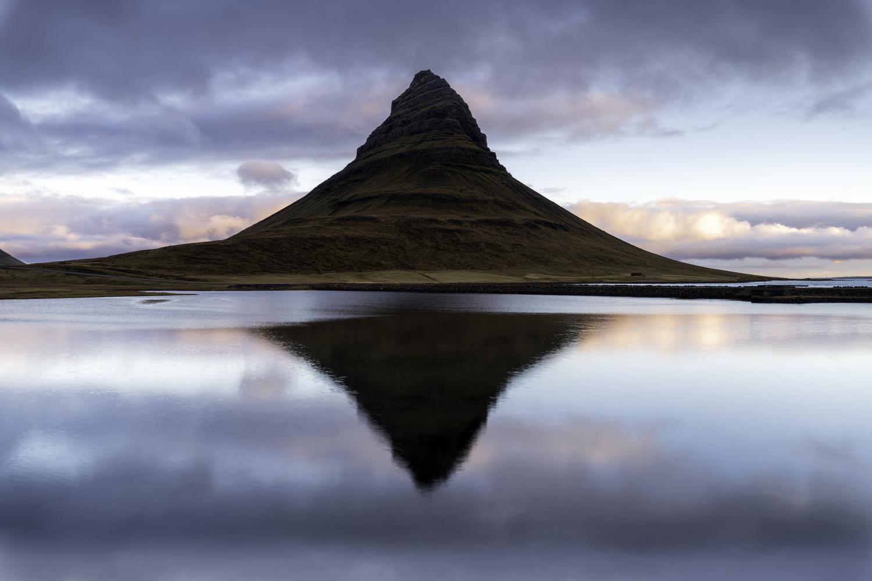 Sunrise at Mount Kirkjufell by Will Reynolds