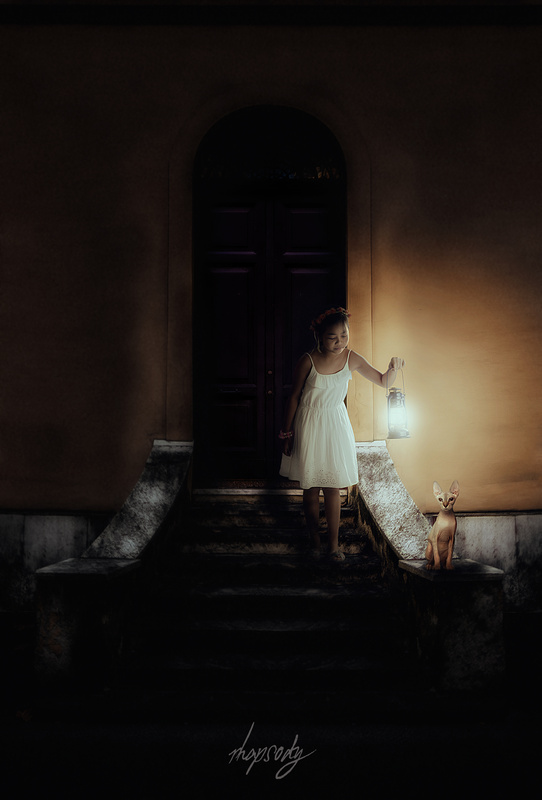 carina in the dark by rhapsody john quiambao