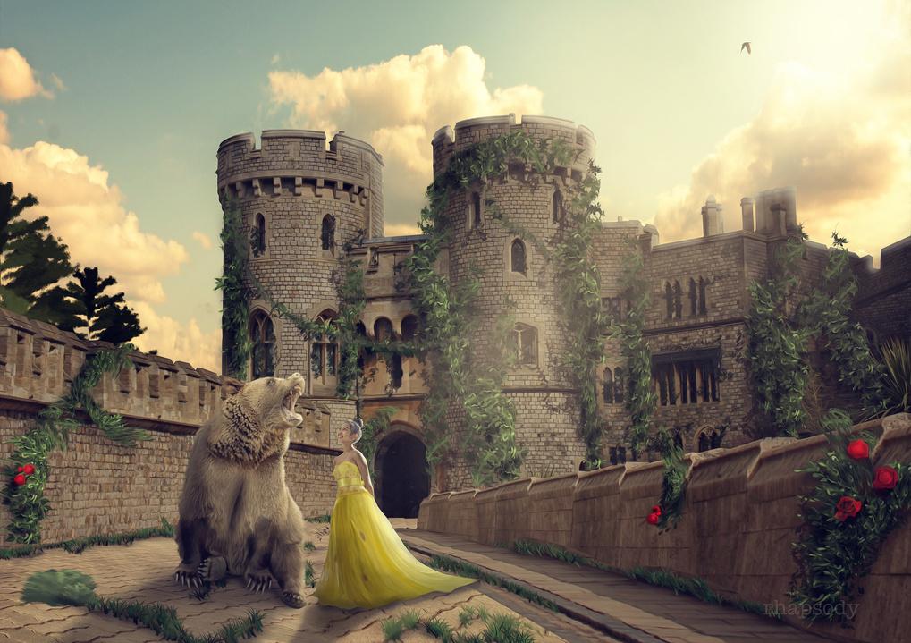 Beauty and the Beast by rhapsody john quiambao