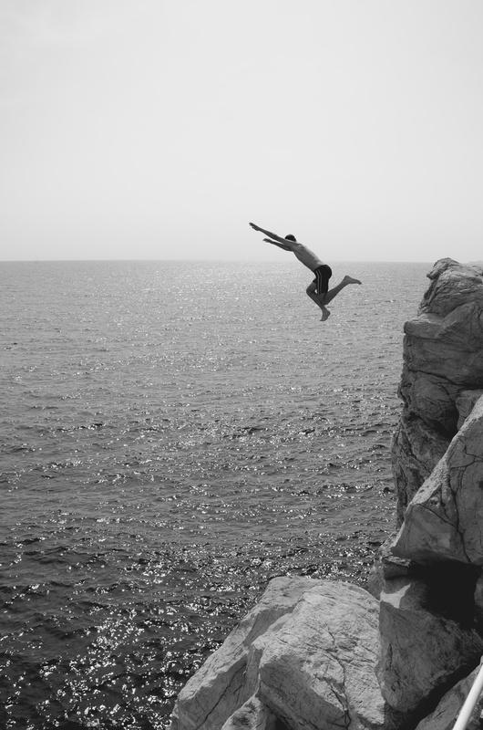 Croatian Jumper by Nick Ahrens