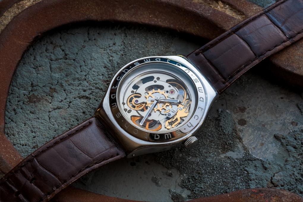 Swatch by David Burstein