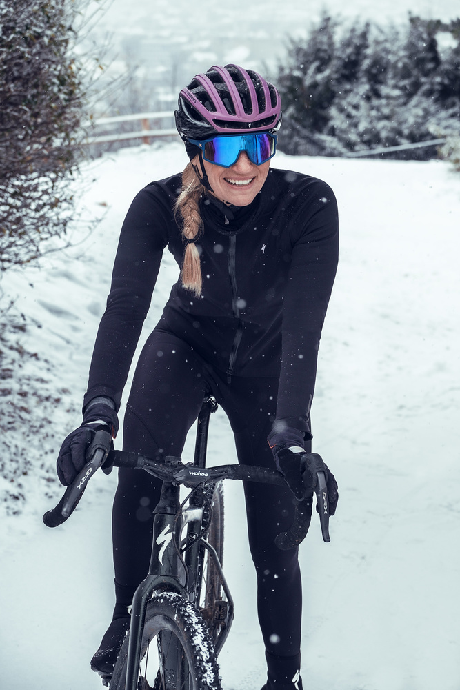 A ride through winter with Lulu and Specialized. by Matthias Dengler