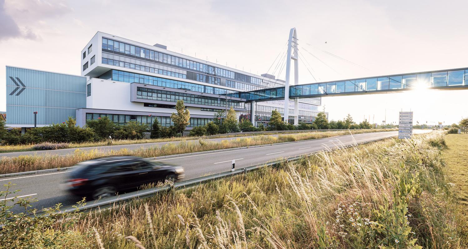 Puma headquarters | Herzogenaurach | Germany by Matthias Dengler