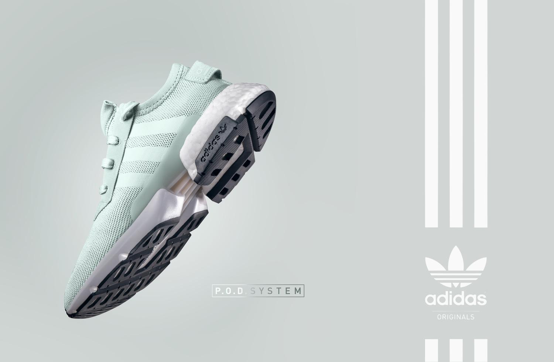 Adidas POD-S3.1 Vapour Green by Matthias Dengler