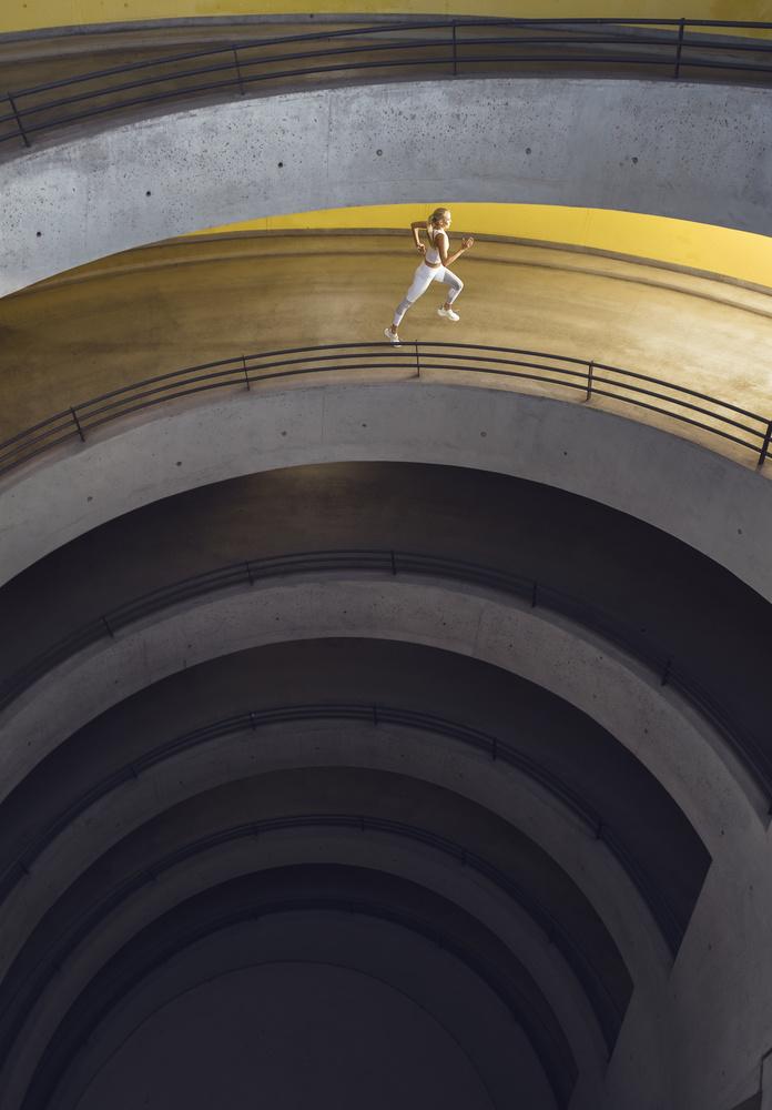 WHY RUN? by Matthias Dengler