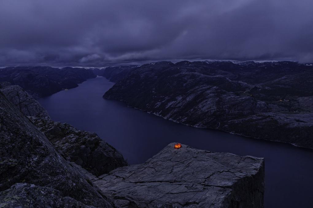 Adrenaline camping. by Matthias Dengler