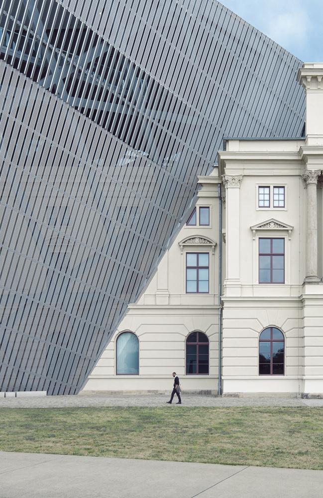 Where modernism meets history. by Matthias Dengler