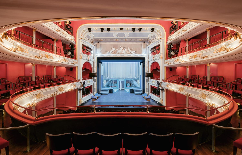 State theatre of Nuremberg |Germany by Matthias Dengler