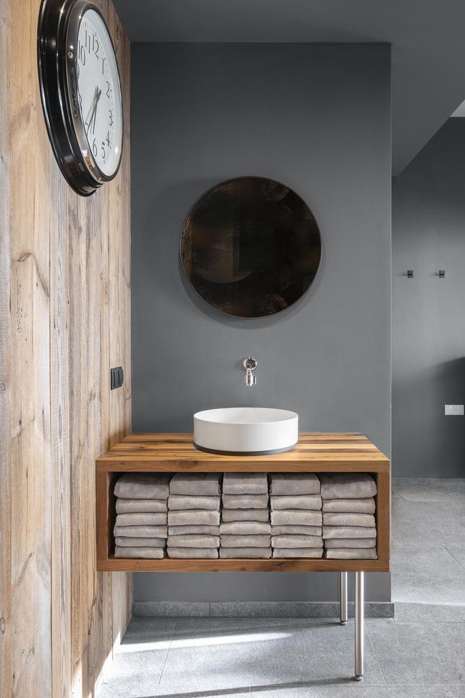 Interior design at Almmonte Suites  Austria by Matthias Dengler
