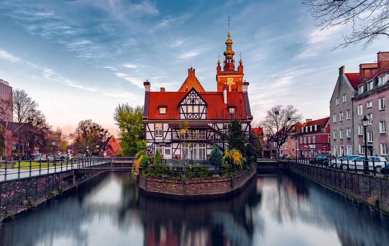 Great Mill, Gdansk, Poland by Matthias Dengler