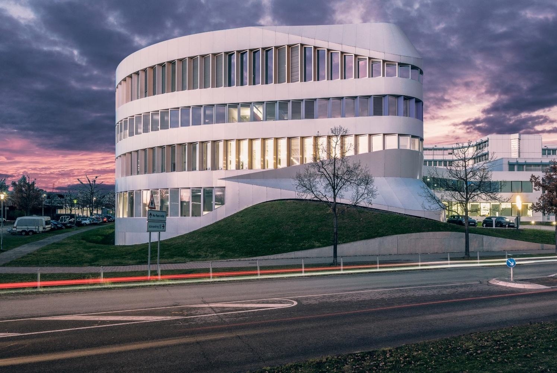 Fraunhofer Institut IAO | Stuttgart |Germany by Matthias Dengler