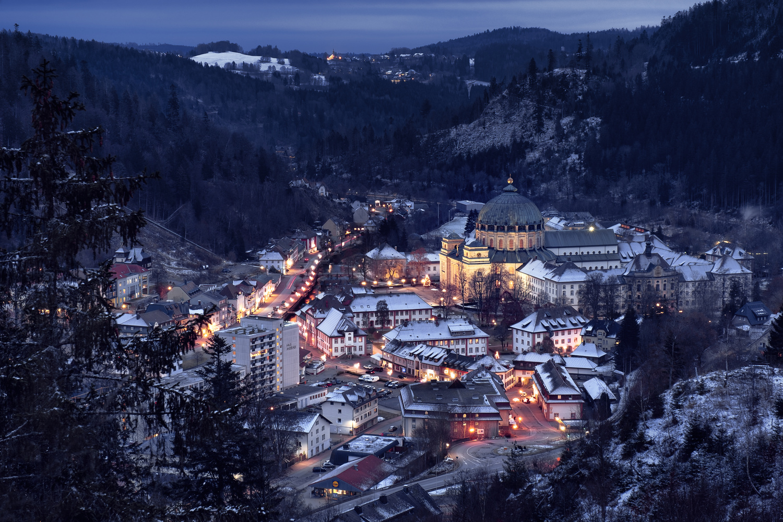 Somewhere deeply hidden in the Black Forest. by Matthias Dengler
