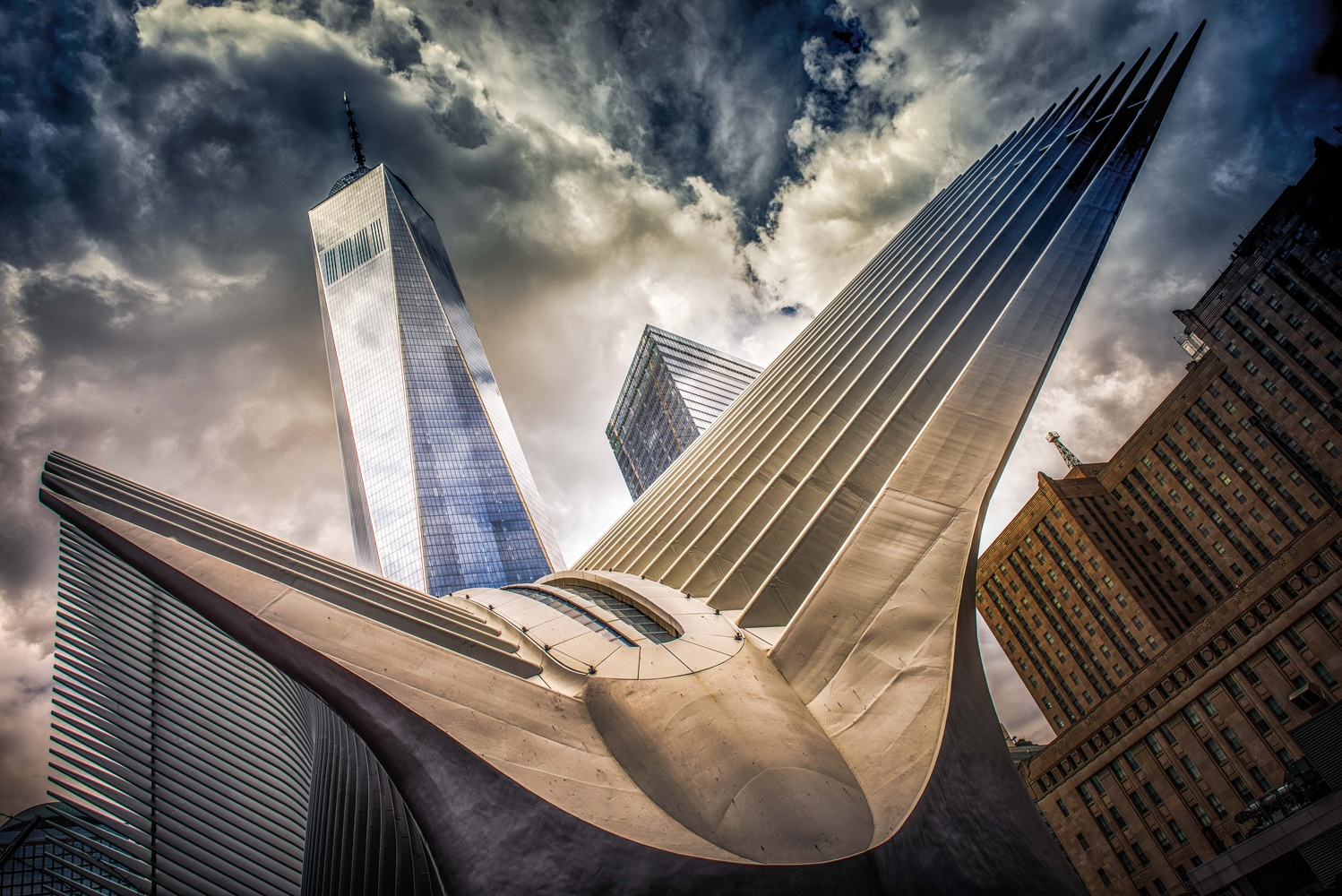 Oculus by Mark Peavy