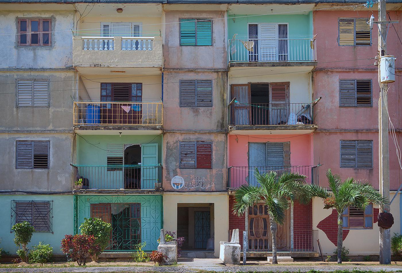 Cuban Residences by Alan McCord