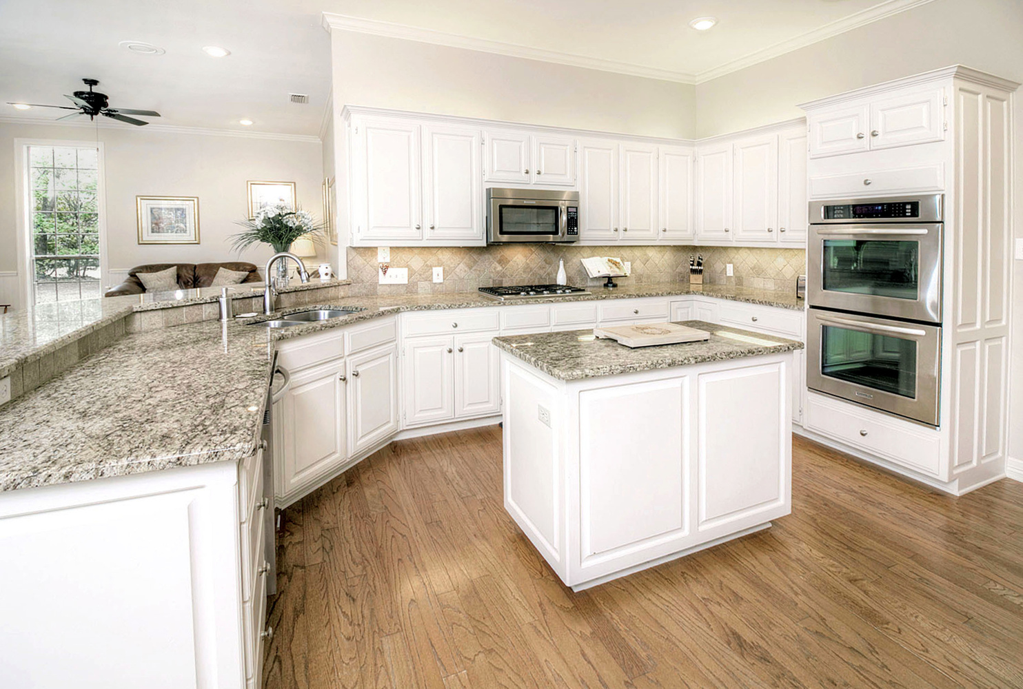 Kitchen interior by Todd Yates