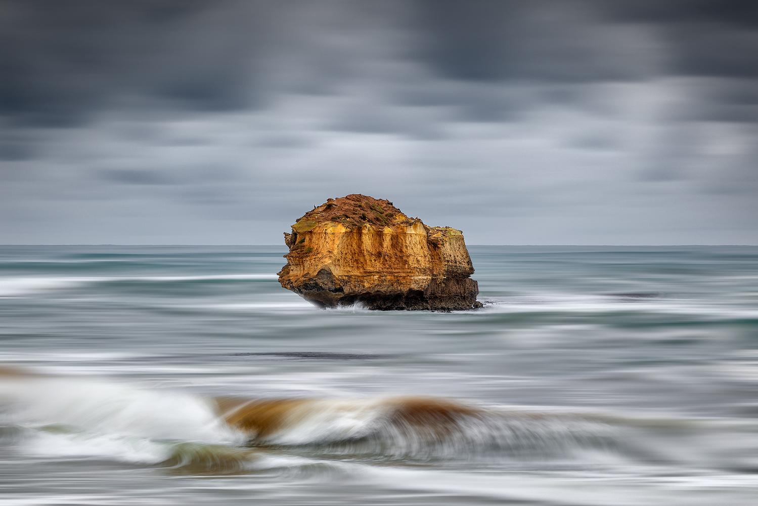 Ever Changing Coastline by Kieran Stone