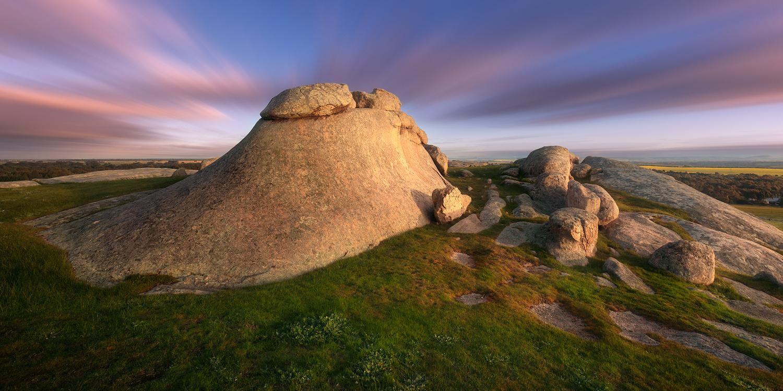 Dog Rocks by Kieran Stone