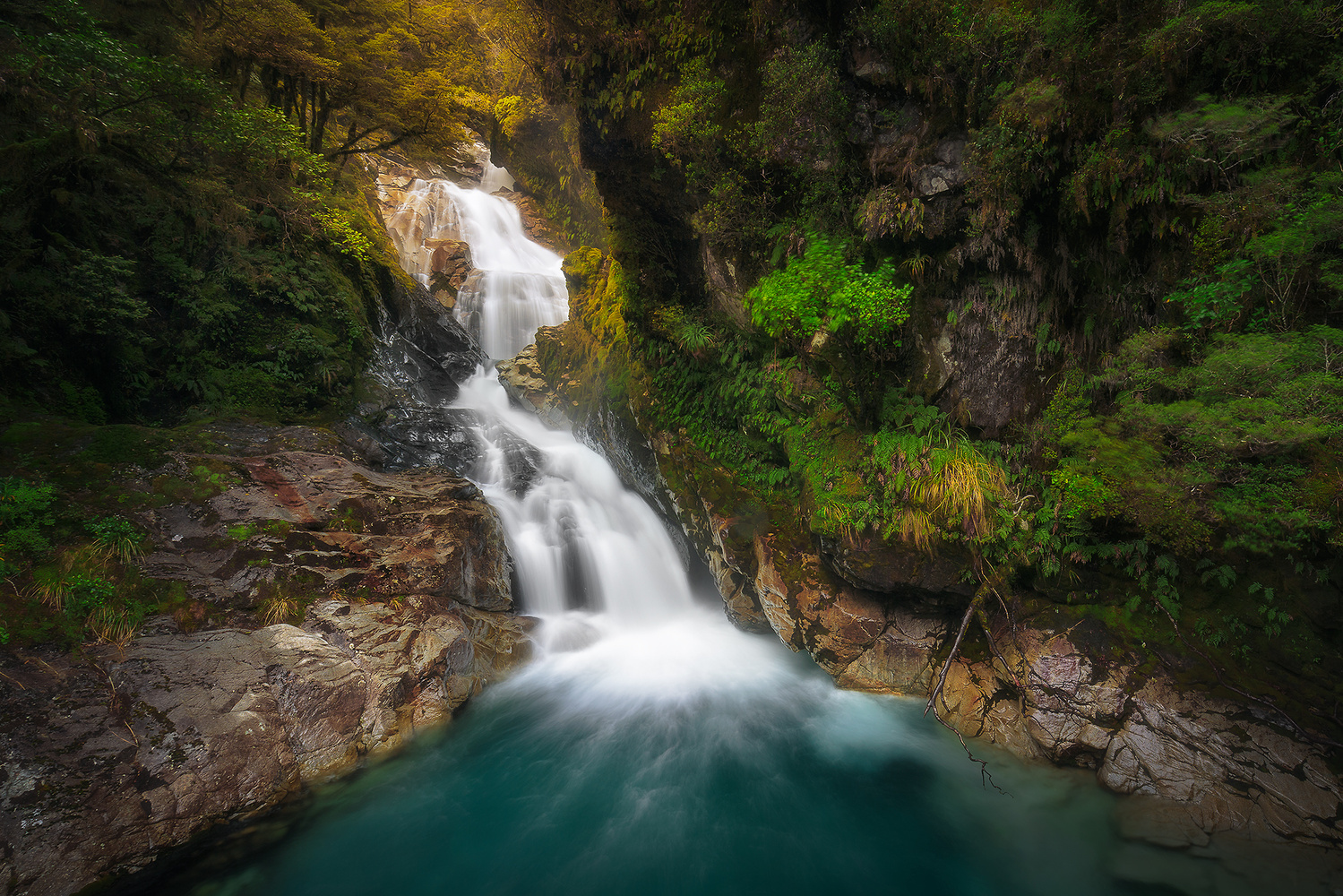 Christie Falls by Kieran Stone