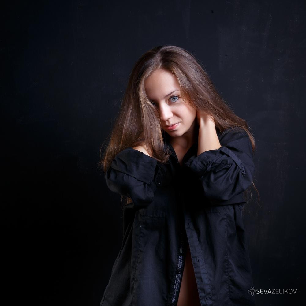 Sasha by Seva Zelikov