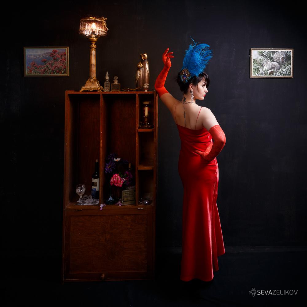 Anastasia by Seva Zelikov