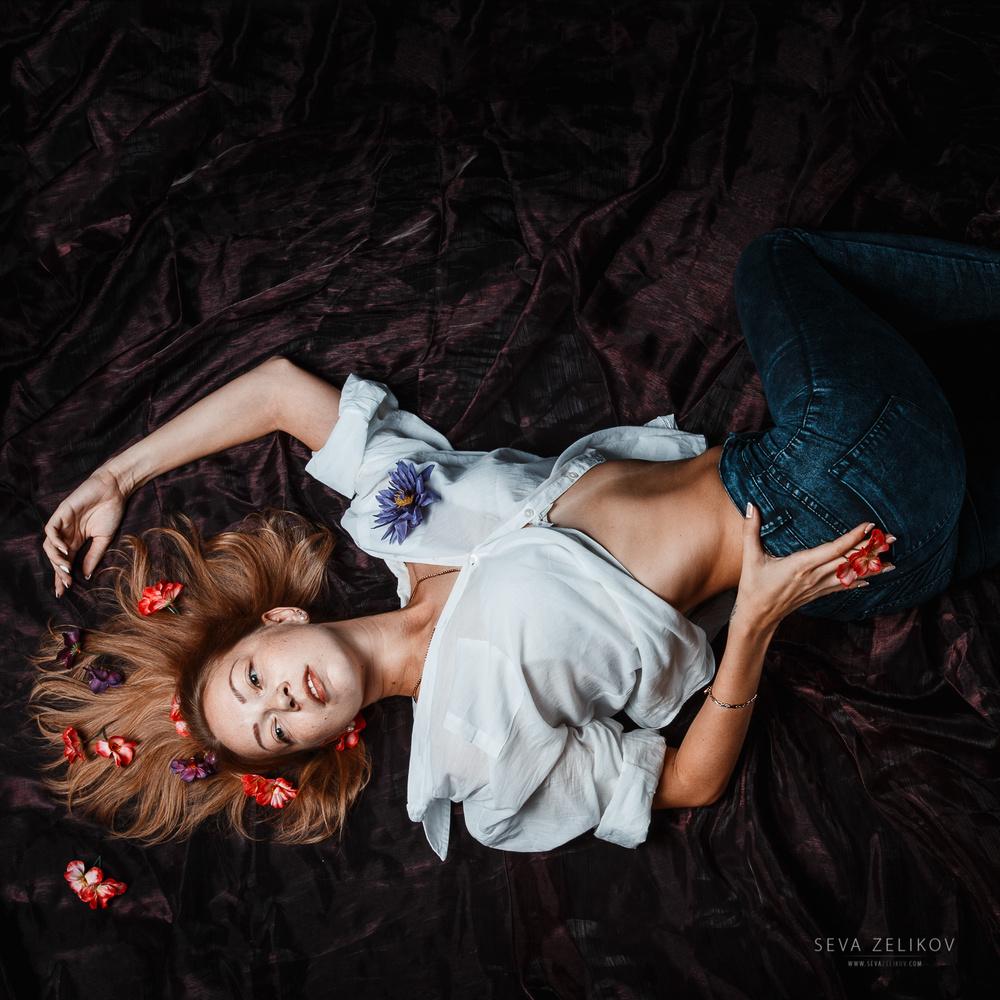 Natalya by Seva Zelikov