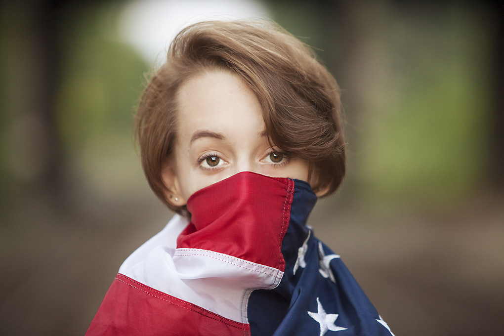 God lLBlss America: Lindsey by Matthew Johnson