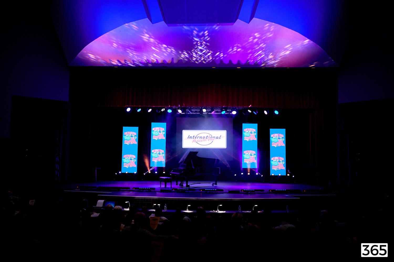 Pancake Day Talent Show Auditorium by Kaden Classen