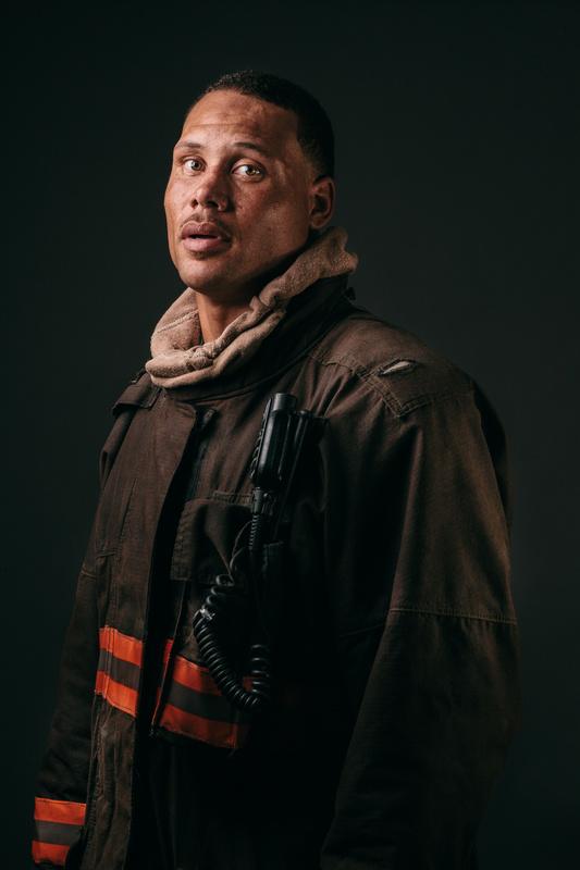 Recruit Boyd by Peter Prato