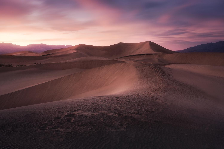 Death Valley  by Oleksandr Mokrohuz