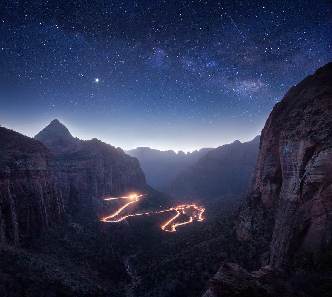 Zion stars by Oleksandr Mokrohuz