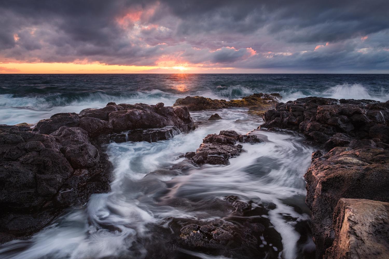 Lava Rock  by Oleksandr Mokrohuz