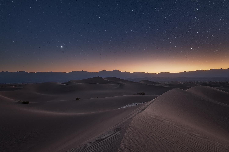 Mosquito sand dunes by Oleksandr Mokrohuz