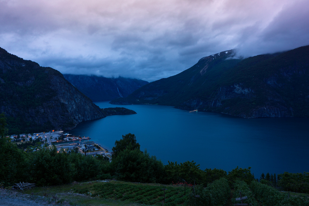 Valldal, Norway by Petter Schive