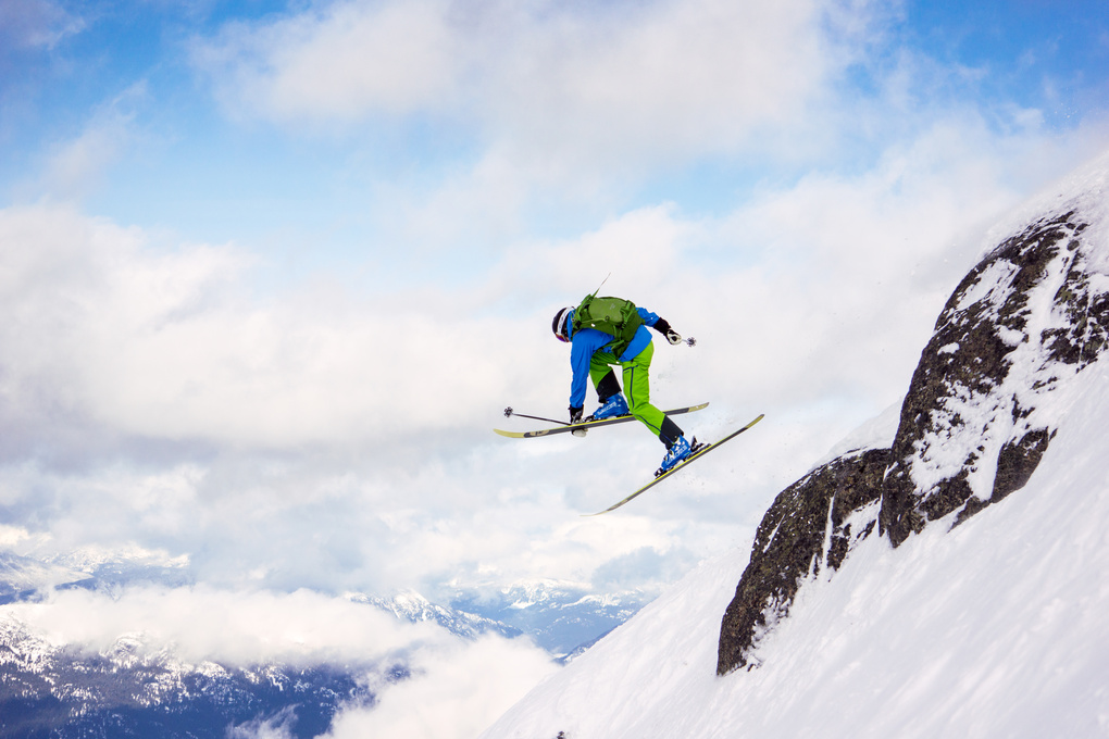 Whistler Blackcomb by Petter Schive