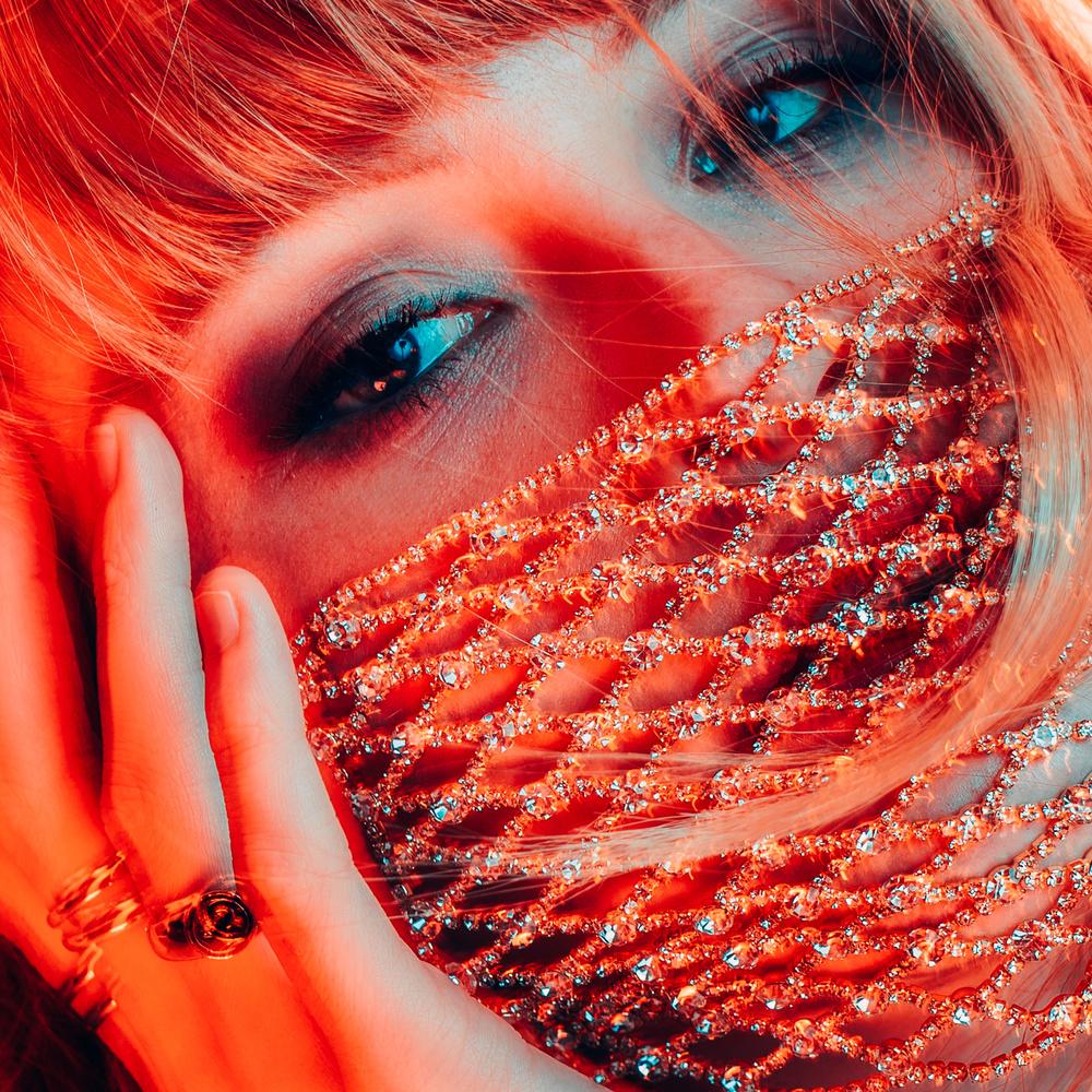 Mask by David T