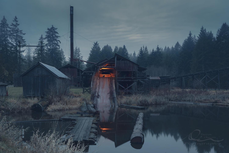 Haunted by Darran Chaisson