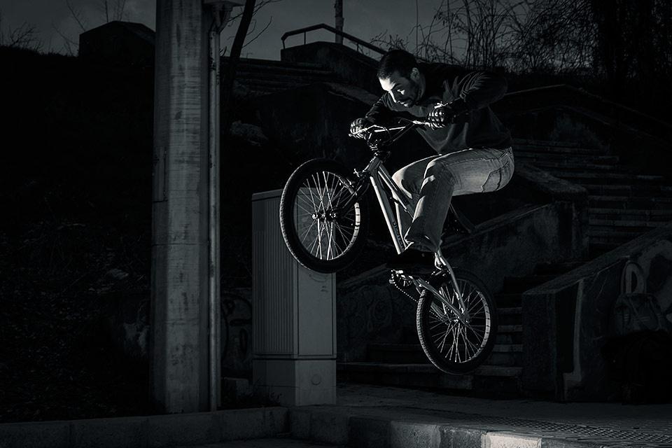BMX by Dimitar Katerov