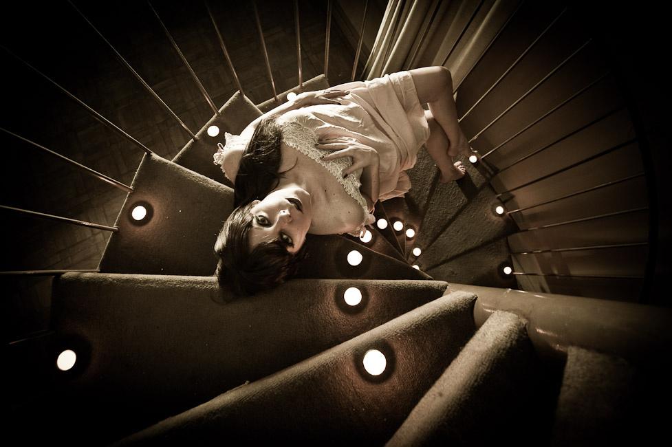Stairs by Ottaviano Moraca