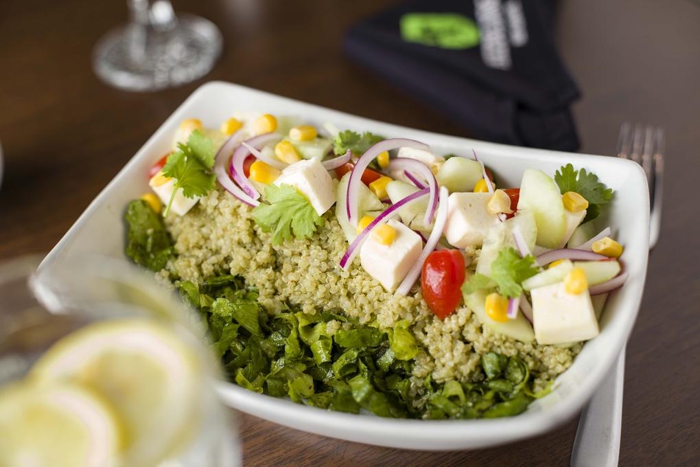Quinoa Salad by RICARDO FONCERRADA