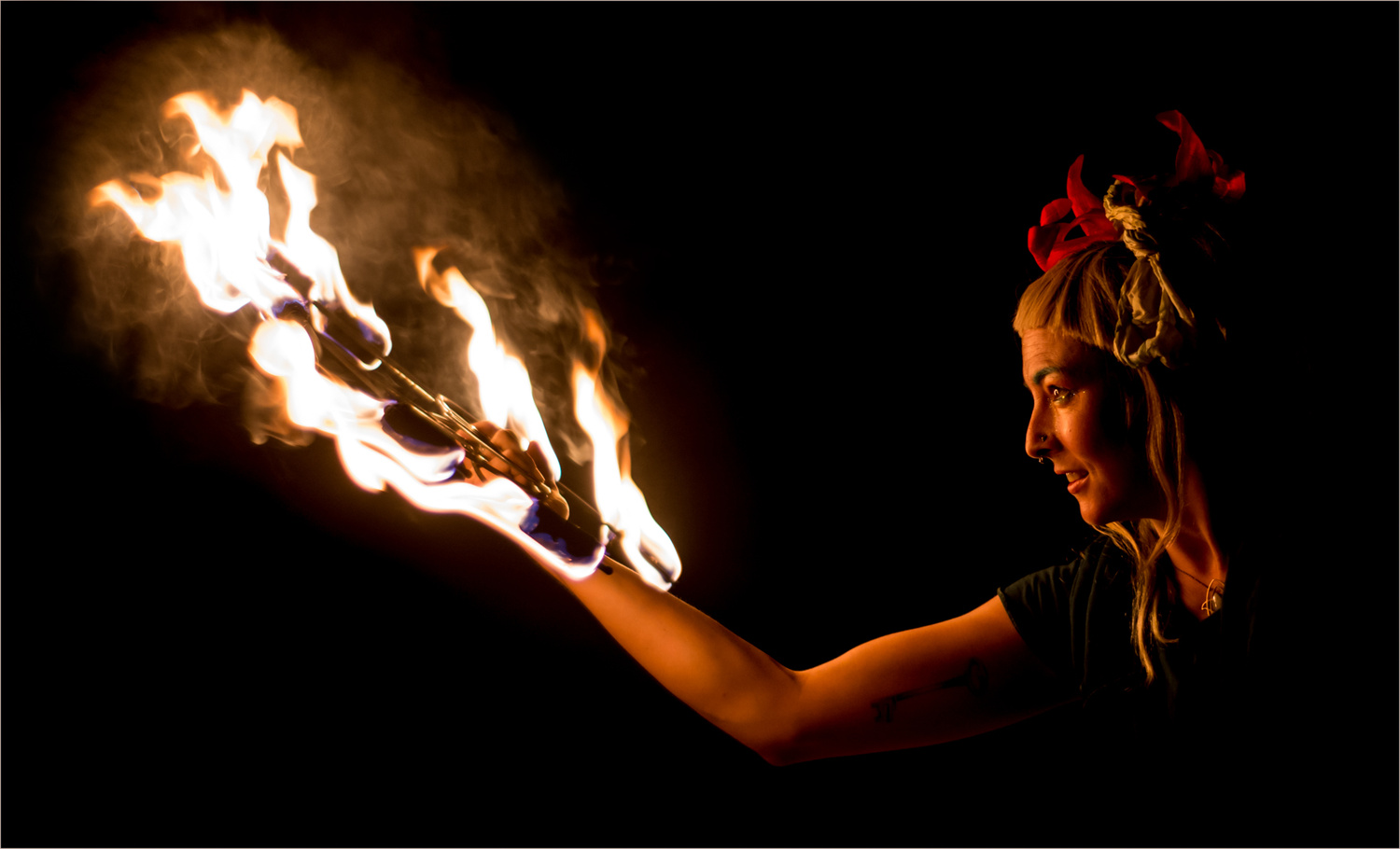 Playing with Fire by Rhoderic Lourens