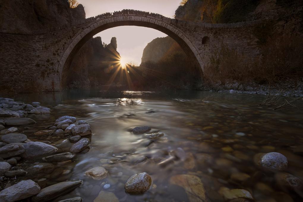 Bridge To Neverland by Dora Artemiadi
