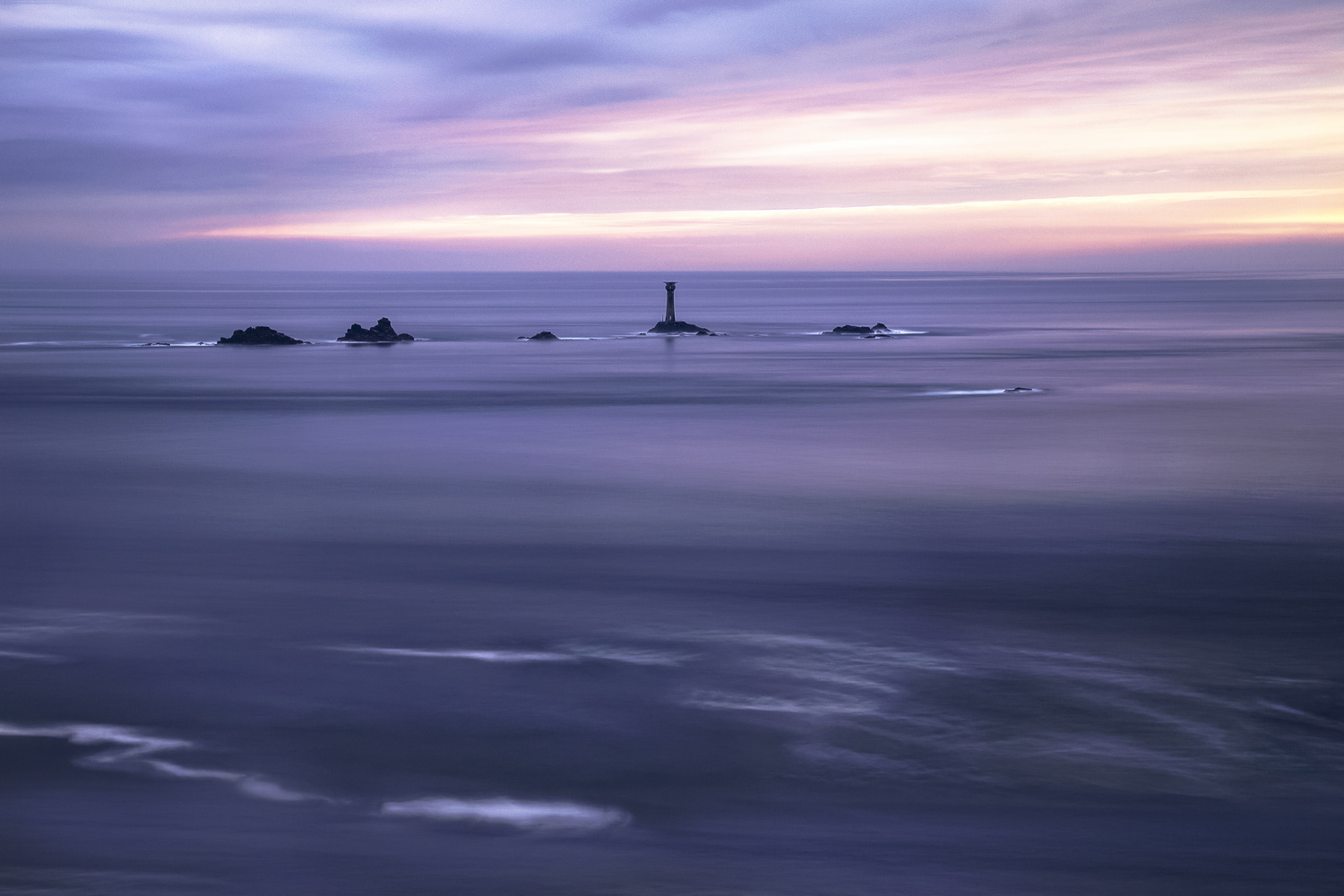 Days End in Land's End by Dora Artemiadi