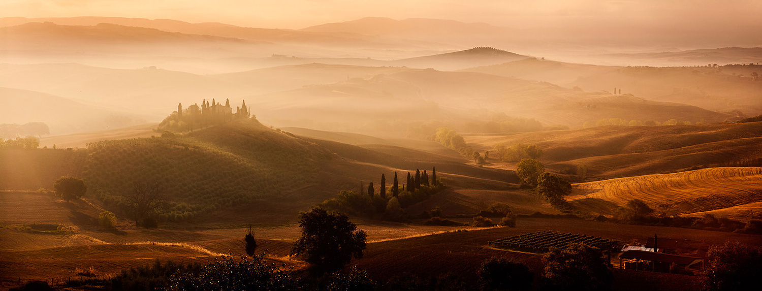 Tuscany by Marco Ribbe