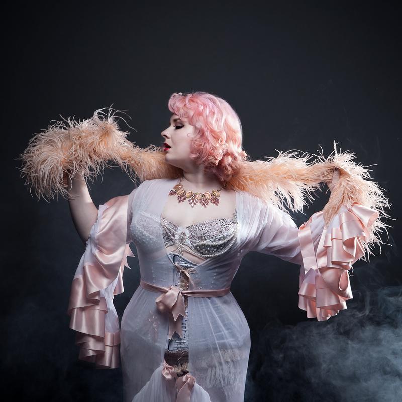 Feather Boa by Hannah Dunsirn